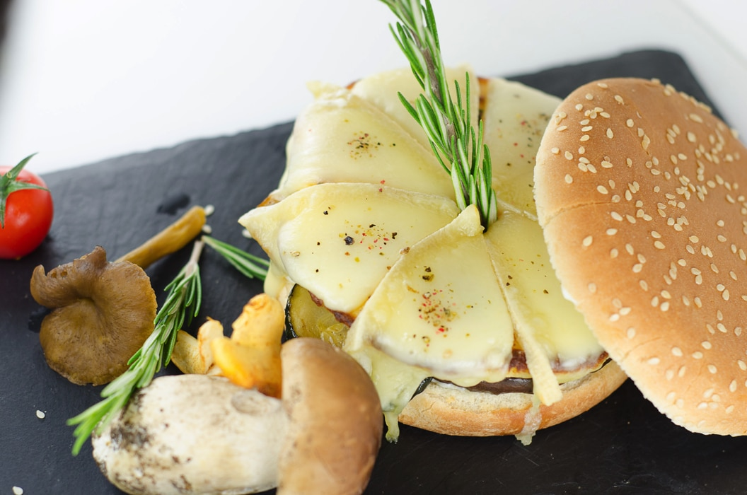 odelis lunch burger fromage