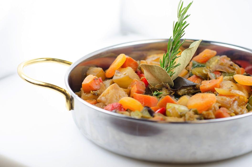 lunch odelis cassolette legumes