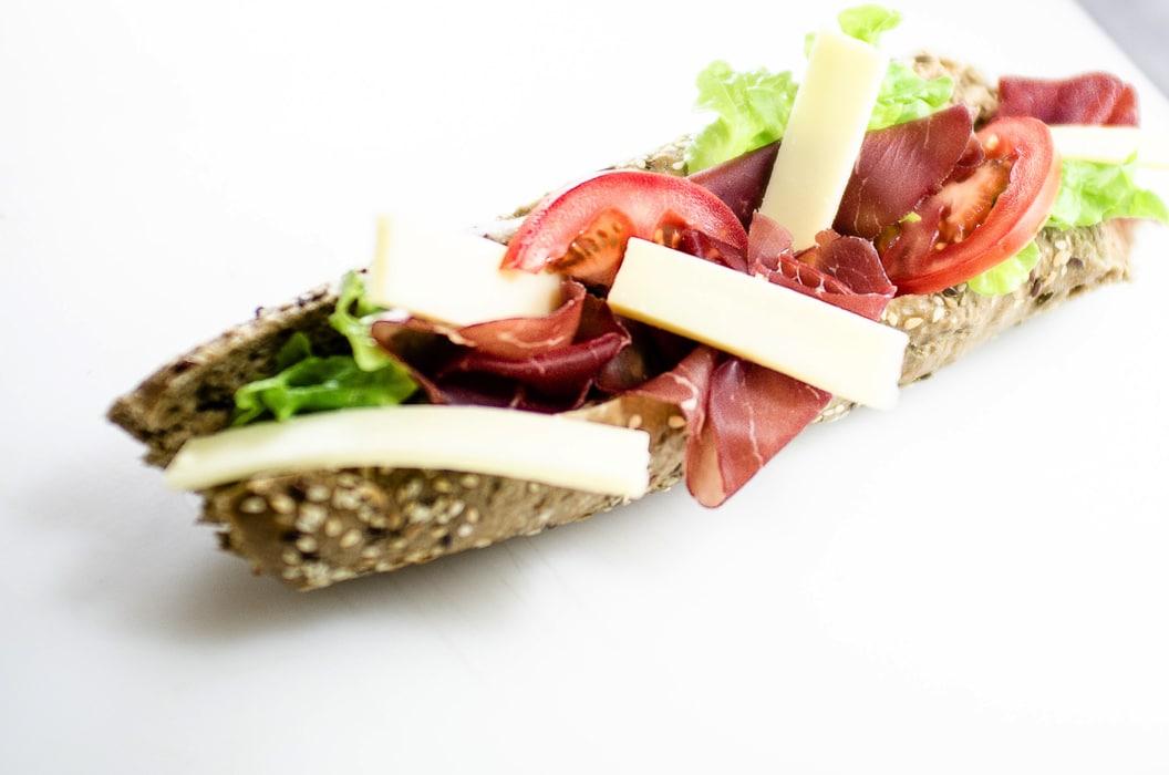 take away odelis sandwich