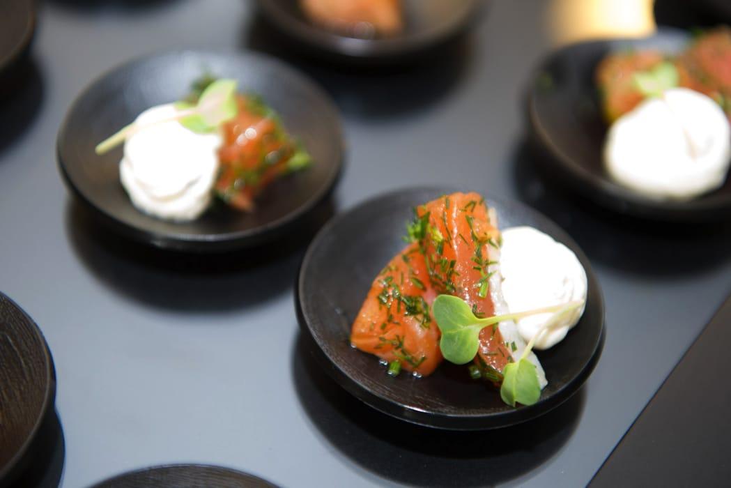 VIP event odelis saumon